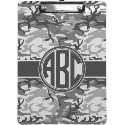 Camo Clipboard (Personalized)