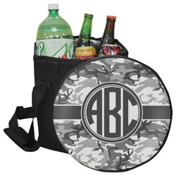 Camo Collapsible Cooler & Seat (Personalized)