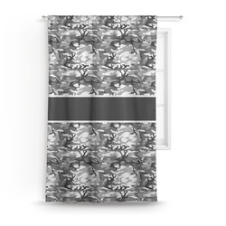 Camo Curtain (Personalized)