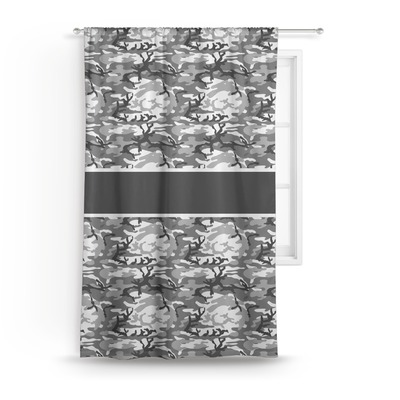 Camo Curtain (Personalized)