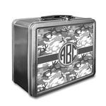 Camo Lunch Box (Personalized)