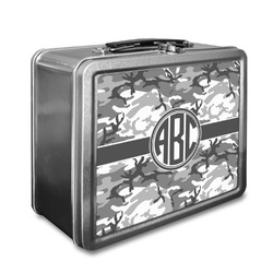 Camo Lunch Box (Personalized)