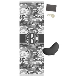 Camo Yoga Mat (Personalized)