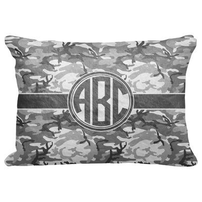 "Camo Decorative Baby Pillowcase - 16""x12"" (Personalized)"