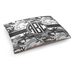 Camo Dog Bed (Personalized)