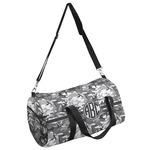 Camo Duffel Bag (Personalized)
