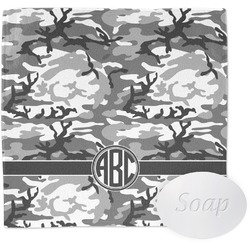Camo Wash Cloth (Personalized)