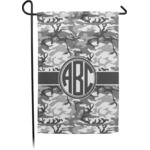 Camo Garden Flag - Single or Double Sided (Personalized)