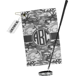 Camo Golf Towel Gift Set (Personalized)