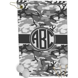 Camo Golf Towel - Full Print (Personalized)