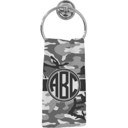 Camo Hand Towel - Full Print (Personalized)