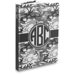 Camo Hardbound Journal (Personalized)