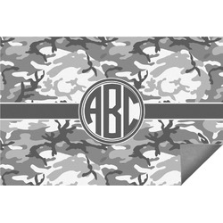 Camo Indoor / Outdoor Rug (Personalized)