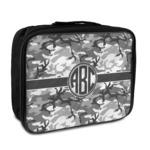 Camo Insulated Lunch Bag (Personalized)
