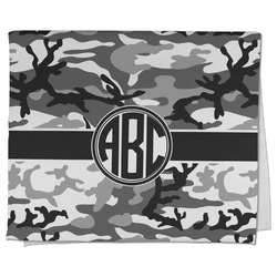 Camo Kitchen Towel - Full Print (Personalized)