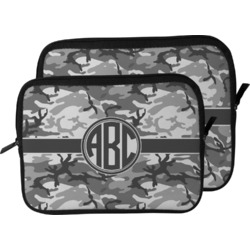Camo Laptop Sleeve / Case (Personalized)
