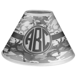 Camo Coolie Lamp Shade (Personalized)