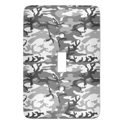 Camo Light Switch Covers (Personalized)