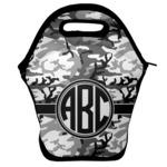 Camo Lunch Bag w/ Monogram