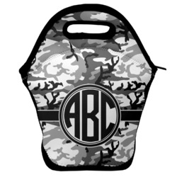 Camo Lunch Bag w/ Monogram