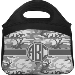 Camo Lunch Tote (Personalized)