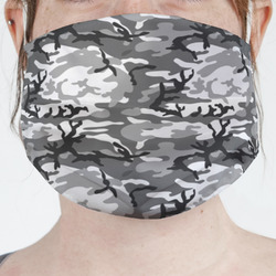 Camo Face Mask Cover (Personalized)