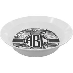 Camo Melamine Bowls (Personalized)