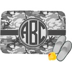 Camo Memory Foam Bath Mat (Personalized)