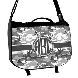Camo Messenger Bag (Personalized)