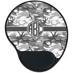 Camo Mouse Pad with Wrist Support