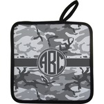 Camo Pot Holder (Personalized)