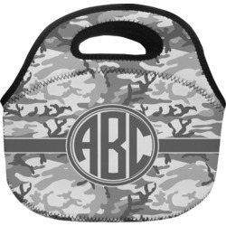 Camo Lunch Bag (Personalized)