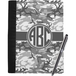 Camo Notebook Padfolio (Personalized)