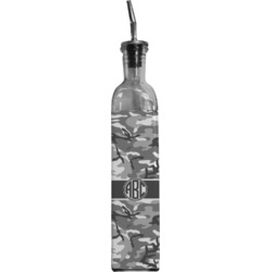 Camo Oil Dispenser Bottle (Personalized)