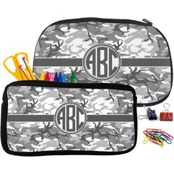 Camo Pencil / School Supplies Bag (Personalized)