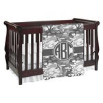 Camo Baby Blanket (Personalized)