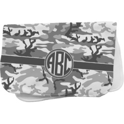 Camo Burp Cloth (Personalized)