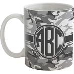 Camo Coffee Mug (Personalized)