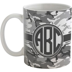 Camo Coffee Mug (Personalized)