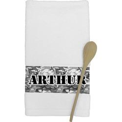 Camo Kitchen Towel (Personalized)