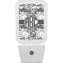 Camo Night Light (Personalized)