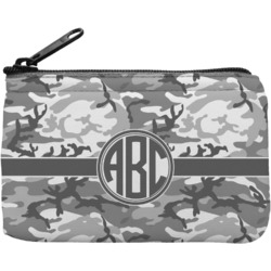 Camo Rectangular Coin Purse (Personalized)