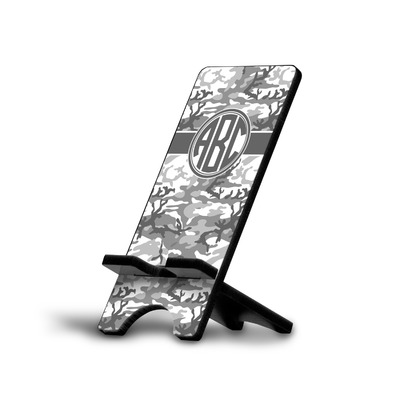 Camo Cell Phone Stands (Personalized)