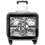 Camo Pilot / Flight Suitcase (Personalized)