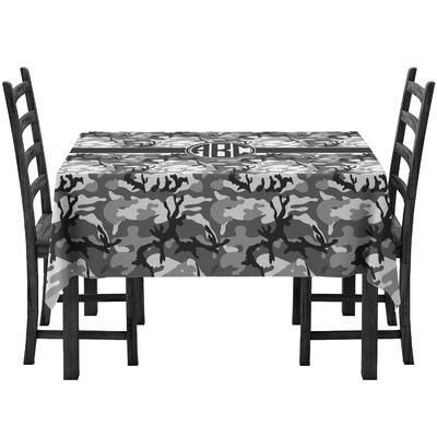 Camo Tablecloth (Personalized)