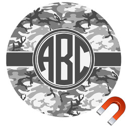 Camo Car Magnet (Personalized)