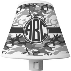 Camo Shade Night Light (Personalized)