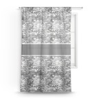 Camo Sheer Curtains (Personalized)