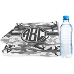 Camo Sports & Fitness Towel (Personalized)
