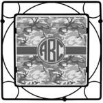 Camo Square Trivet (Personalized)
